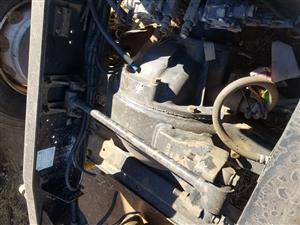 rear axles for international