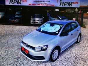 2016 VW Polo hatch POLO 1.0 TSI TRENDLINE