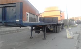 superlink trailer 6 m and 12m