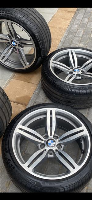 Rims With Tyres In Gauteng Junk Mail