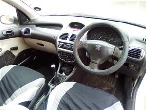 2005 Peugeot 206 1.4 16V X Line