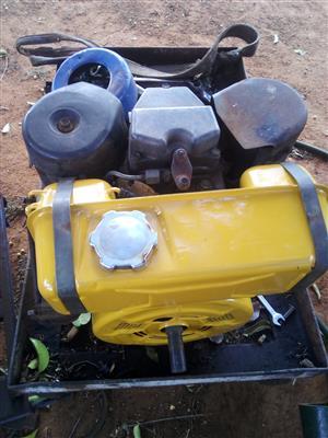 Robin diesel engine