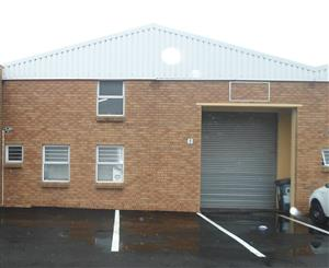 150 Square Meter Industrial Property to let in Brackenfell