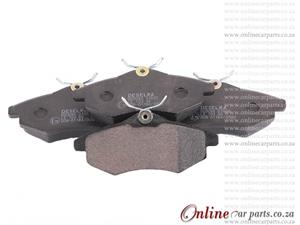 Citroen C2 1.4HDI/1.4VTR 2004- C3 1.4/1.4HDI 2003- Front Brake Pads