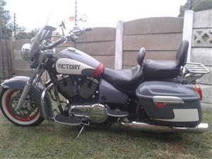 2003 Victory V92