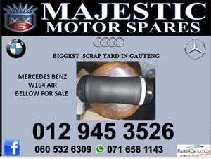 Mercedes benz W164 rear air bellow for sale