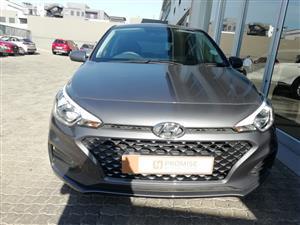 2019 Hyundai i20 1.4 Motion auto