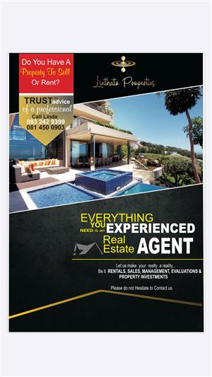 Buying and selling properties