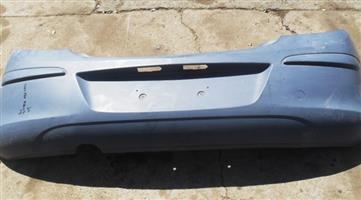 2010 Hyundai i30 rear bumper