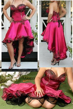 Matric Farewell dress