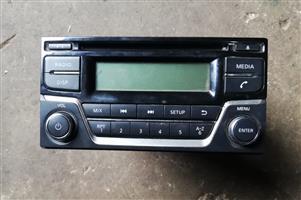 Nissan Almera 2017 Radio
