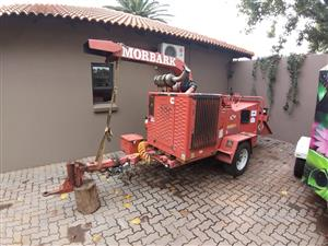 Morbark 2070 Ritlee Wood Chipper