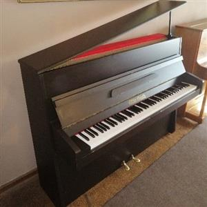 Refurbished 1962 Otto Bach Piano