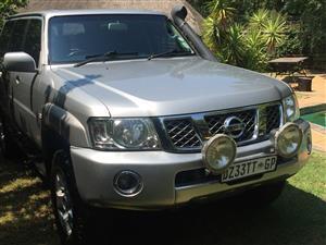 2009 Nissan Patrol 4.8 GRX