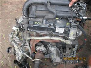 MERCEDES BENZ 112 FRONT WHEEL DRIVE ENGINE FOR SALE