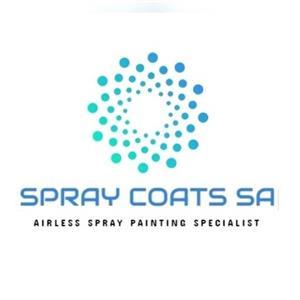 Waterproofing (Spray painted)