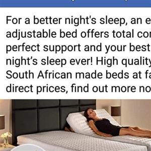 adjust 4 sleep