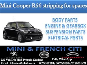 Wide Variety of Mini R56 Parts for sale contact us today and get great deals!!!