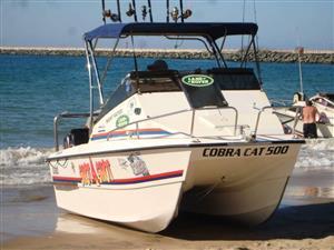 COBRA CAT 500