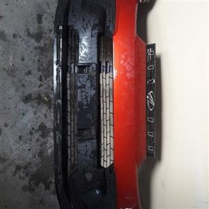 Mahindra KUV 100 front bumper