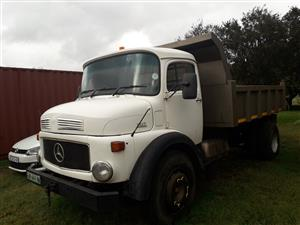 Mercedes 1517 tipper