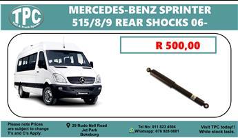 Mercedes-Benz Sprinter 515/8/9 Rear Shock 06- For Sale at TPC