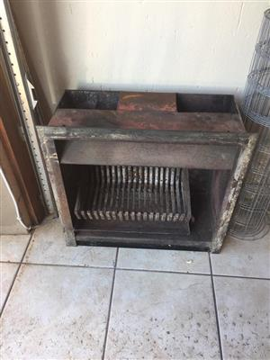 Jet master fire place for sale