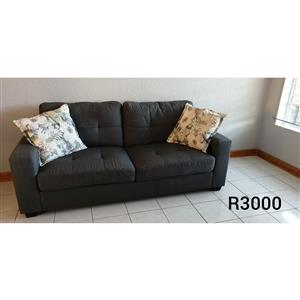 New Grey Sofa For Sale