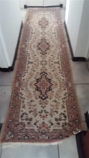 Long victorian rug for sale