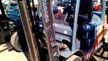 Toyota FD18 Forklift