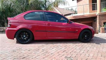 2005 BMW 3 Series 318i M Sport