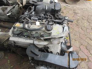 MERCEDES BENZ 111 W202 ENGINE FOR SALE