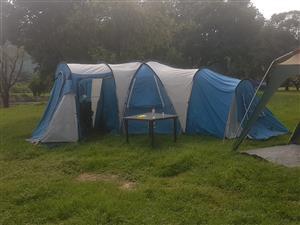 Vango Killington 600 9 Man Tent