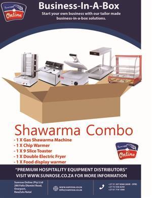 SHWARMA COMBO