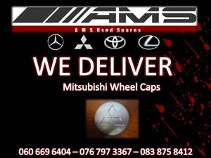 MITSUBISHI WHEEL CAPS FOR SALE