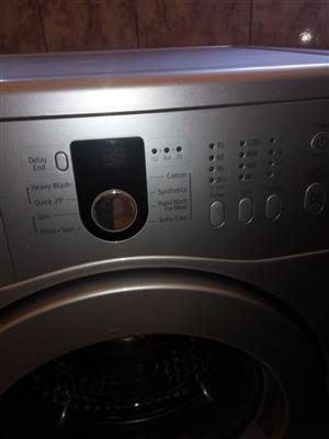 Samsung 8 Kg Metallic washmachine to swop for ??