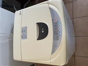 LG Toploader Washing Machine