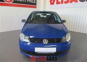 2010 VW Polo Vivo hatch 1.4 Trendline