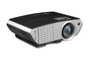 Nevenoe Home Theater LED Projector - 2000 Lumens, 5 inch LCD Display