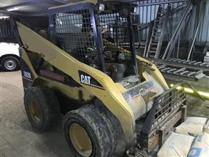 CAT 262 Skid Steer Loader