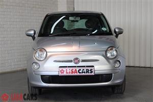 2010 Fiat 500 1.4 Pop