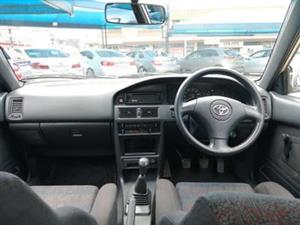 2005 Toyota Tazz 130