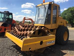 CAT Roller Compactor Pre-Owned Other