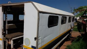 tata 4 tonne passenger canopy