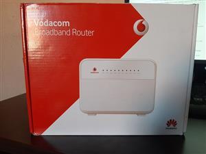 Fibre Router / Modem / Wifi