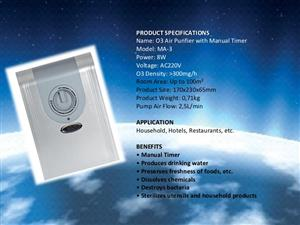 Water and air purifier