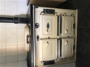 Esse anthracite stove