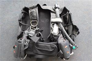 Size Small Tusa Diving Gear