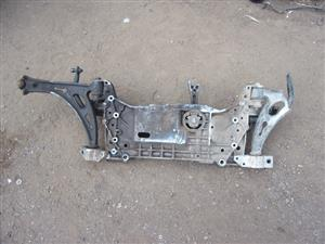 Golf 5 2.0 FSI 2008 Front Suspension Used Part for Sale