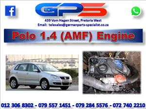 Used VW Polo 1.4 (AMF) Engine for Sale